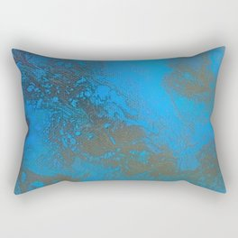 Blues 782 Rectangular Pillow