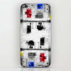 Annecy 2 iPhone & iPod Skin