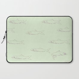 Anchovies Laptop Sleeve