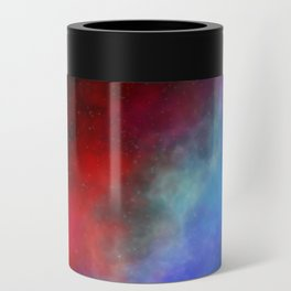 The red white & blue Can Cooler