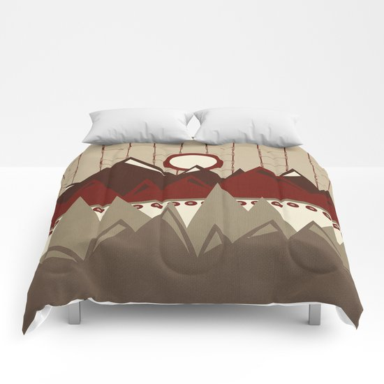 Textures/Abstract 112 Comforters
