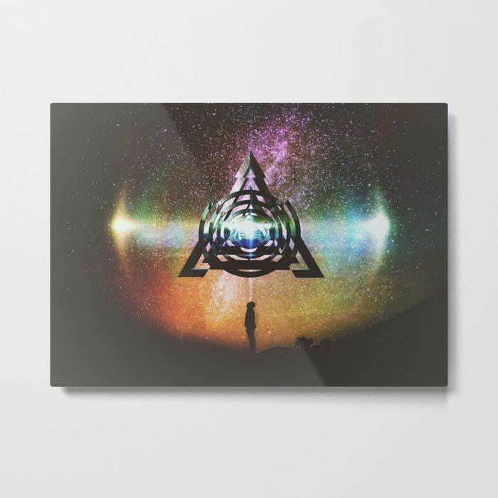 Illume Metal Print