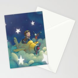 Dreams in the Stars Stationery Cards