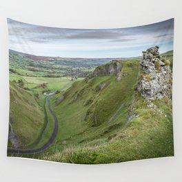 Winnats Pass, Peak District, Derbyshire Wall Tapestry