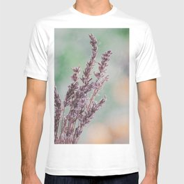 Lavender by the window T-shirt