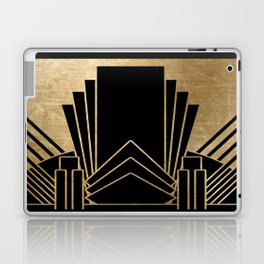 Art deco design Laptop & iPad Skin