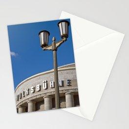 Volksbühne - Theater - Rosa-Luxemburg-Platz - Berlin - Germany  Stationery Cards