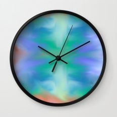 Soft Wall Clock