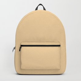 Pastel Peachy Yellow Solid Color Pairs To Sherwin Williams 2021 Enjoyable Yellow SW 6666 Backpack