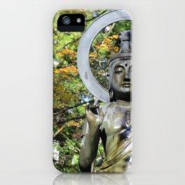 Japanese Autumn #1 iPhone Case