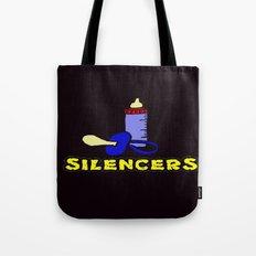 Silencers Tote Bag