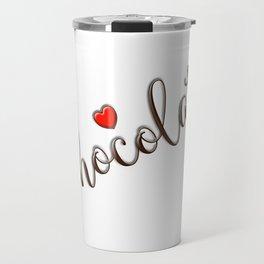 Chocolate Love Travel Mug