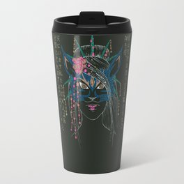 Dark Kitsune Travel Mug
