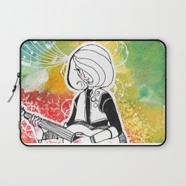 Coloured Music Laptop Sleeve