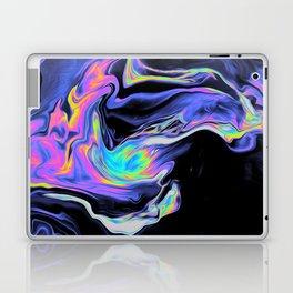 DESPAIR IN THE DEPARTURE LOUNGE Laptop & iPad Skin