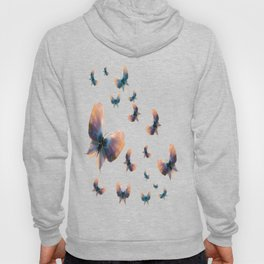 Happiness is a butterfly Hoody