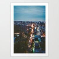 Harlem World Art Print