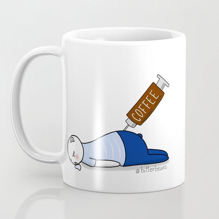 Double shot please... Coffee Mug