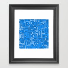 zabuna Framed Art Print