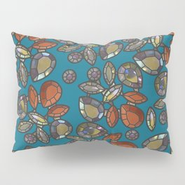 Gemstones 3 Pillow Sham