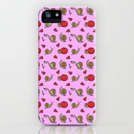 Garden Friends iPhone Case