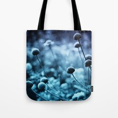 Solitary Moon Tote Bag