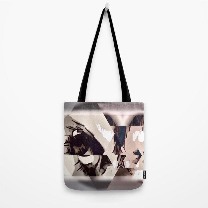 BEAUTIFUL PSYCHO Tote Bag