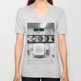 Fresno Laundromat Unisex V-Neck