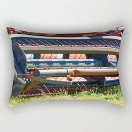 Dented  Rectangular Pillow