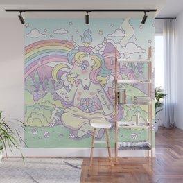 My Little Baphomet Wall Mural