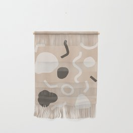 Abstract Confetti Wall Hanging
