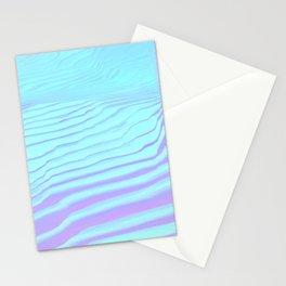 Ocean Waves Stationery Cards