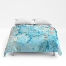 *Dreaming Days Away* #society6 Comforters