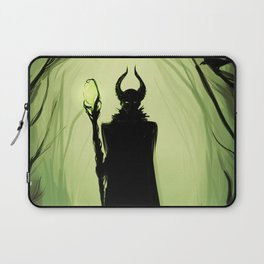 Maleficent woods Laptop Sleeve
