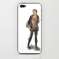 LA airport iPhone & iPod Skin