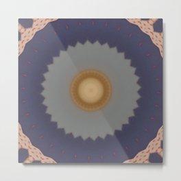 Some Other Mandala 1015 Metal Print