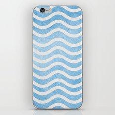 Waves. iPhone Skin