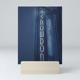 Deco Snowdon Mini Art Print
