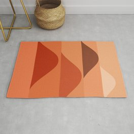 Abstraction_Mountains_Minimalism_Layers_001 Rug