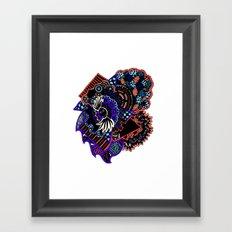 Res Framed Art Print