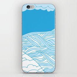 Sea & Sand iPhone Skin