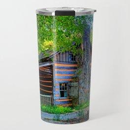 Cabin Travel Mug