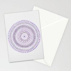 Mandala Smile C Stationery Cards