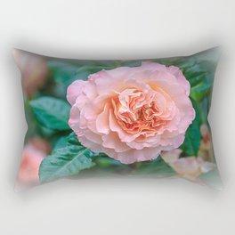 Beauty of a rose Rectangular Pillow