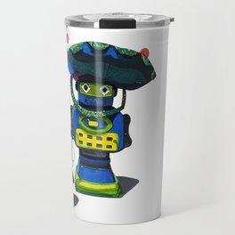 Robot-Bob Travel Mug