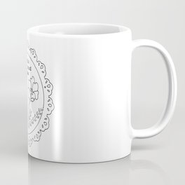 Petite Hound Press (minimal)  Coffee Mug