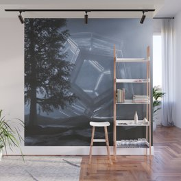 Ethics woods Wall Mural