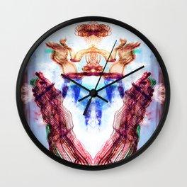 Torrent Wall Clock