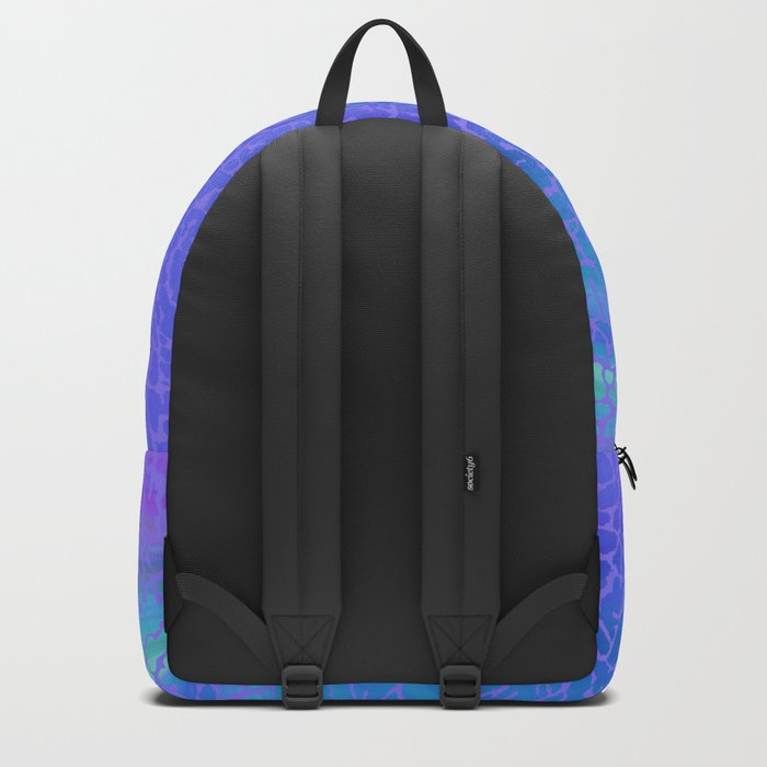 Marble Shades Elephant Texture Backpack
