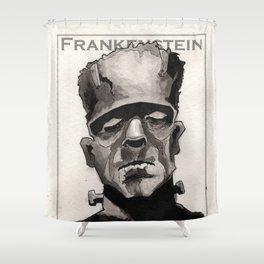 Frankenstein(1931) Shower Curtain